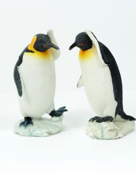 King Penguin Ornament