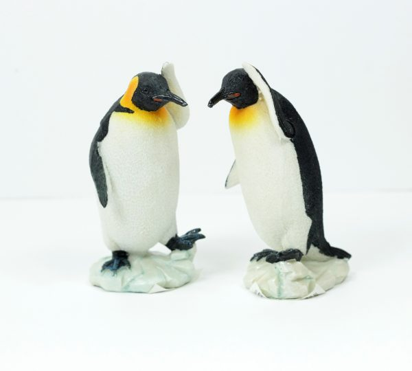 King Penguin Ornament