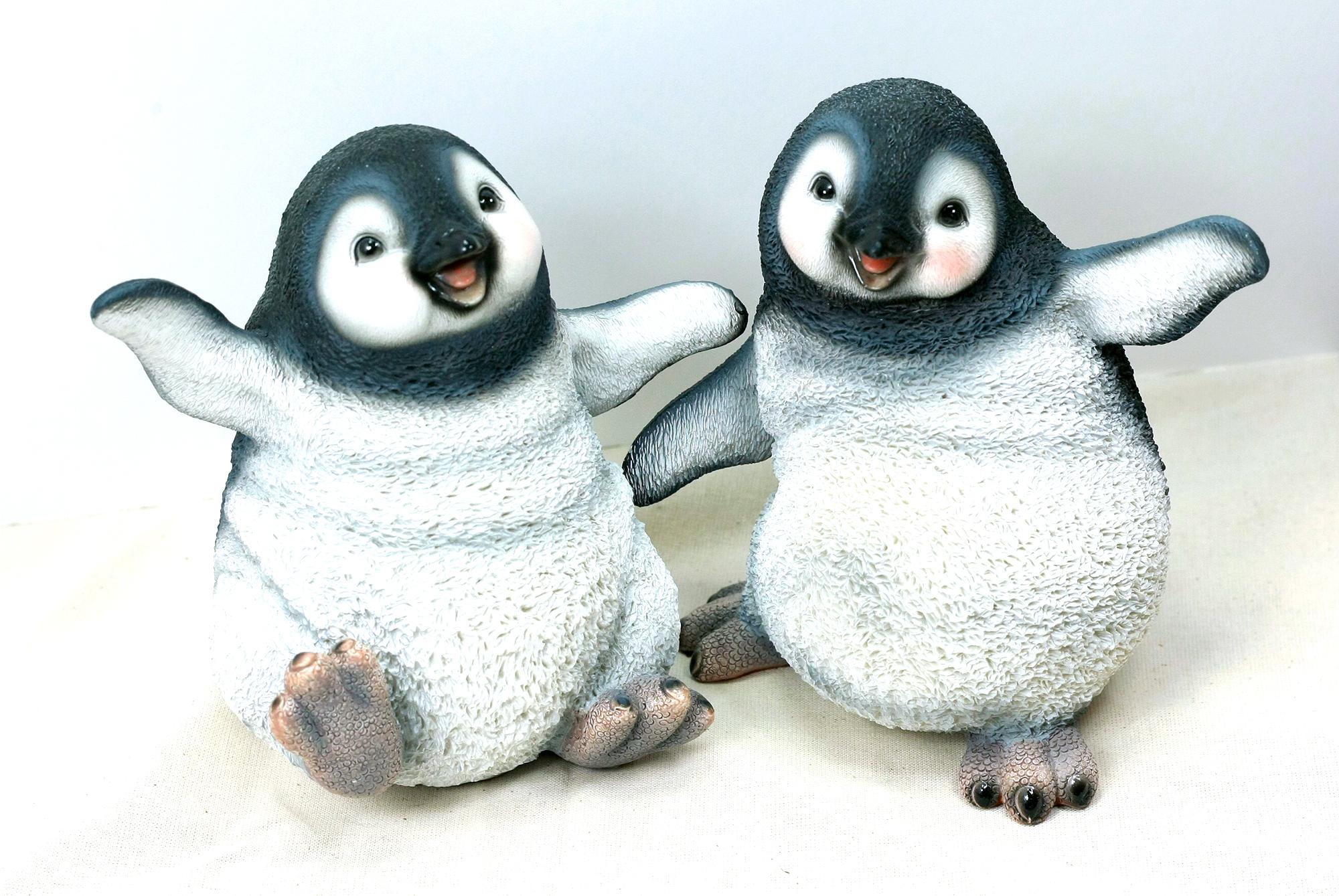 Playful Penguin Traditional Penguin Corner