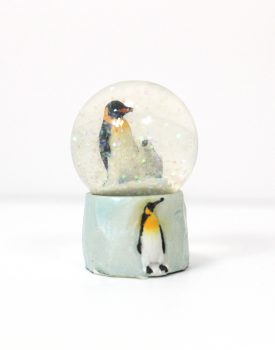 Snow globe with Penguin